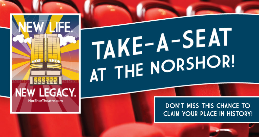 Give To The NorShor Theatre