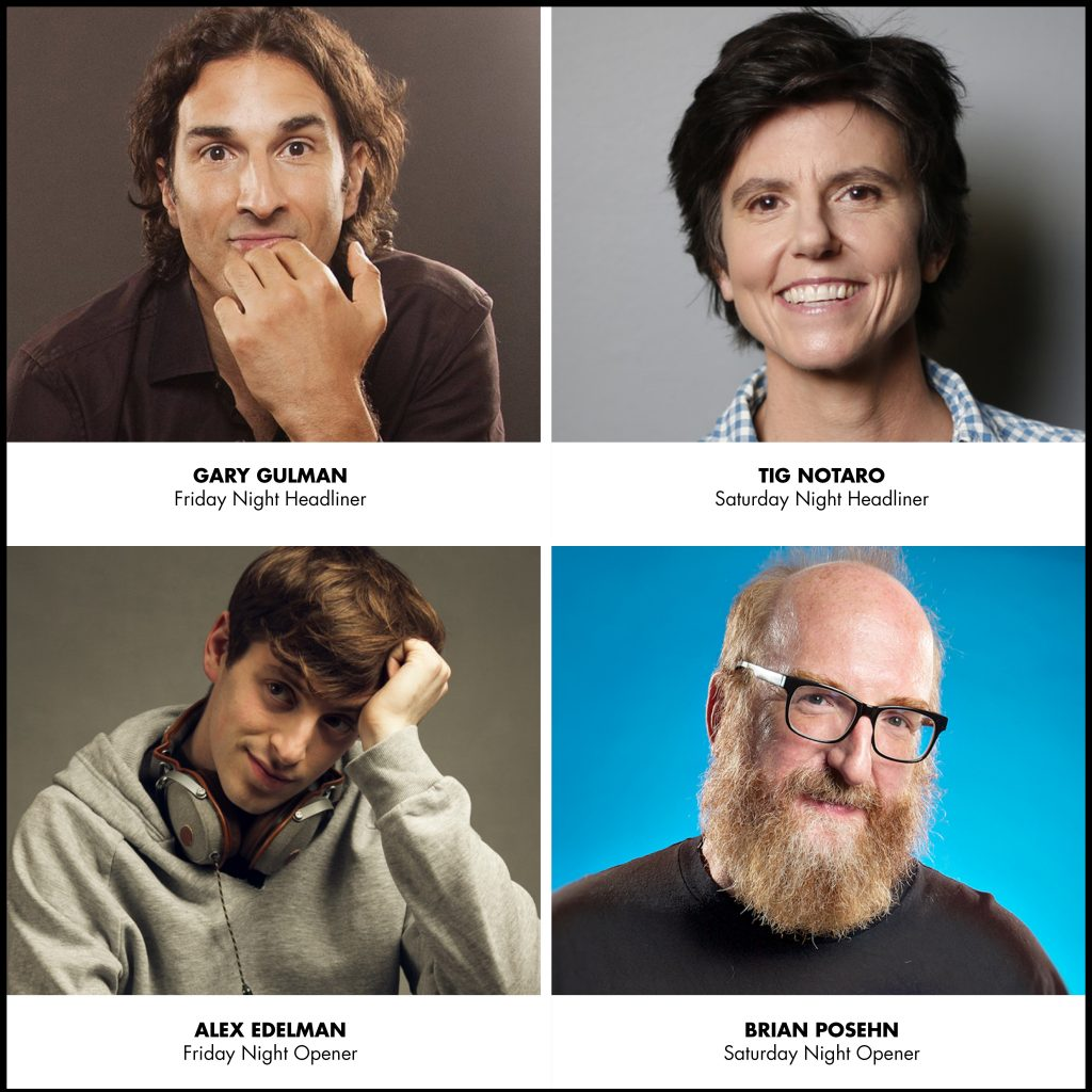 Comedians for Duluth Comedy Fest